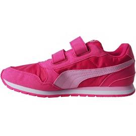 Buty Puma St Runner v2 Nl V Ps Jr 365294 12 różowe 2
