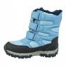 Buty zimowe Kappa Great Tex Jr 260558K-6467 niebieskie 1