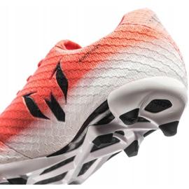 Buty piłkarskie adidas Messi 16.1 Fg Jr BA9142 czerwone wielokolorowe 4