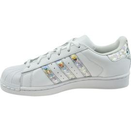 Buty adidas Originals Superstar Jr F33889 białe 1