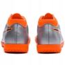 Buty piłkarskie M Puma One 4 Syn It 104750 01 srebrny pomarańczowy, szary/srebrny 3