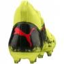 Buty piłkarskie Puma Future 18.3 Fg Ag Jr 104332 01 zielone czarny, czerwony, zielony 7