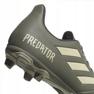 Buty piłkarskie adidas Predator 19.4 FxG M EF8211 szare 1