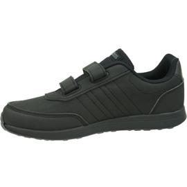 Buty adidas Vs Switch 2 Cmf Jr EG1595 czarne 1
