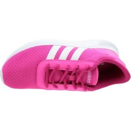 Buty adidas Lite Racer W AW3834 różowe 2