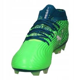 Buty piłkarskie Puma One 18.1 Fg M 104869-03 zielone zielone 1
