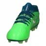 Buty piłkarskie Puma One 18.1 Fg M 104869-03 zielone zielony 1