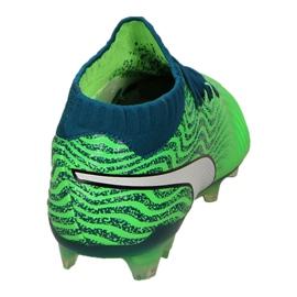 Buty piłkarskie Puma One 18.1 Fg M 104869-03 zielone zielone 5