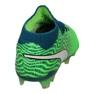 Buty piłkarskie Puma One 18.1 Fg M 104869-03 zielone zielony 5
