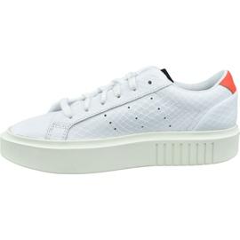 Buty adidas Sleek Super W EF1897 białe białe 1