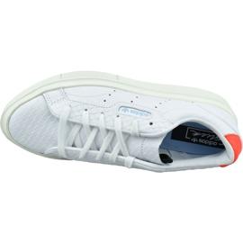 Buty adidas Sleek Super W EF1897 białe białe 2