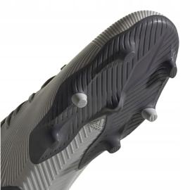 Buty piłkarskie adidas Nemeziz 19.3 Fg M EF8287 szare szare 5