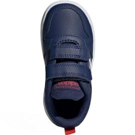 Buty adidas Tensaur I Jr EF1104 granatowe 1