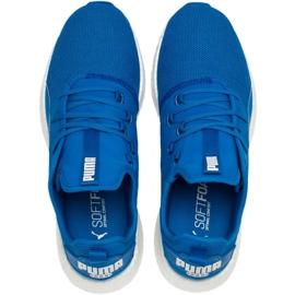 Buty Puma Nrgy Neko Sport M 191583 06 niebieskie 1