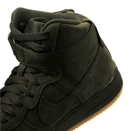 Buty Nike Air Force 1 High Lv 8 Gs Jr 807617-300 zielone 1