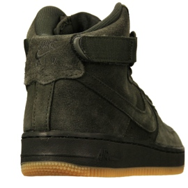 Buty Nike Air Force 1 High Lv 8 Gs Jr 807617-300 zielone 4
