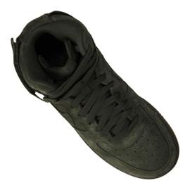 Buty Nike Air Force 1 High Lv 8 Gs Jr 807617-300 zielone 5