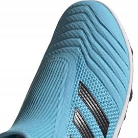 Buty piłkarskie adidas Predator 19.3 Ll Tf M EF0389 wielokolorowe niebieskie 2