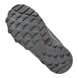 Buty adidas Terrex Snow Cf Cp Cw Jr G26580 szare 1