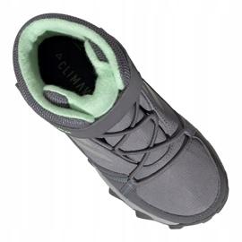 Buty adidas Terrex Snow Cf Cp Cw Jr G26580 szare 5
