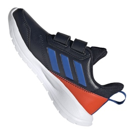 Buty adidas Jr AltaRun Cf Jr G27235 czarne 4