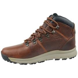 Buty Timberland World Hiker Mid M A213Q brązowe 1