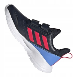Buty adidas Jr AltaRun Cf Jr G27230 czarne 1