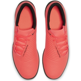 Buty piłkarskie Nike Phantom Venom Club Tf M AO0579 810 pomarańczowe wielokolorowe 1