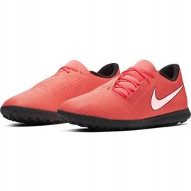 Buty piłkarskie Nike Phantom Venom Club Tf M AO0579 810 pomarańczowe wielokolorowe 3
