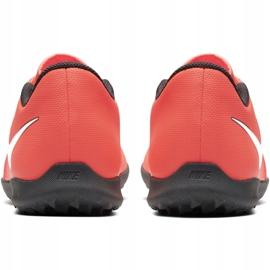 Buty piłkarskie Nike Phantom Venom Club Tf M AO0579 810 pomarańczowe wielokolorowe 4