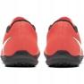 Buty piłkarskie Nike Phantom Venom Club Tf M AO0579 810 biały, pomarańczowy pomarańczowe 4