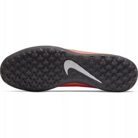 Buty piłkarskie Nike Phantom Venom Club Tf M AO0579 810 pomarańczowe wielokolorowe 5