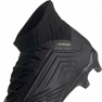 Buty piłkarskie adidas Predator 19.2 Fg M F35603 czarny czarne 4