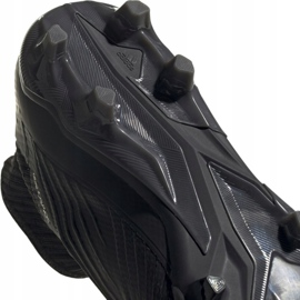 Buty piłkarskie adidas Predator 19.2 Fg M F35603 czarne czarne 5