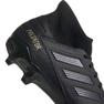 Buty piłkarskie adidas Predator 19.3 Fg M F35594 czarny czarne 3