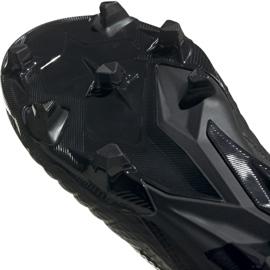 Buty piłkarskie adidas Predator 19.3 Fg M F35594 czarne czarny 5