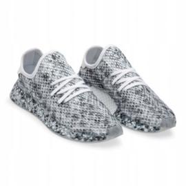 Buty adidas Originals Sneakers Deerupt Runner W EE5808 czarne szare 2