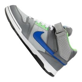 Buty Nike Jr Sb Mogan Mid 2 Gs Jr 645025-044 szare wielokolorowe 1