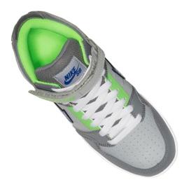 Buty Nike Jr Sb Mogan Mid 2 Gs Jr 645025-044 szare wielokolorowe 3