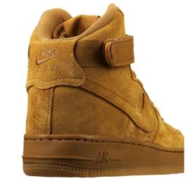 Buty Nike Jr Air Force 1 High Lv 8 Gs Jr 807617-701 żółte 1