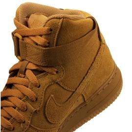 Buty Nike Jr Air Force 1 High Lv 8 Gs Jr 807617-701 żółte 2