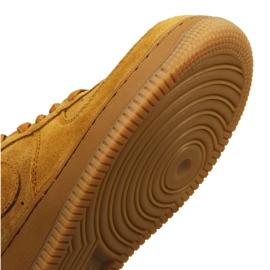 Buty Nike Jr Air Force 1 High Lv 8 Gs Jr 807617-701 żółte 3
