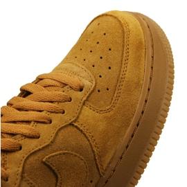 Buty Nike Jr Air Force 1 High Lv 8 Gs Jr 807617-701 żółte 5