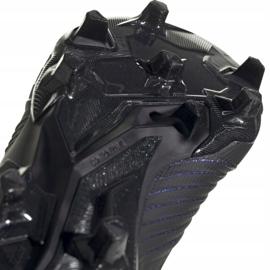 Buty piłkarskie adidas Predator 19.1 Fg M czarne czarne 5