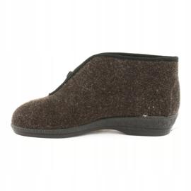 Befado obuwie damskie pu 041D048 wielokolorowe szare 3