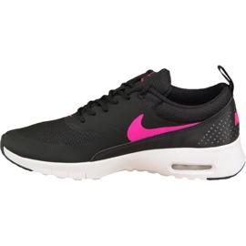 Buty Nike Air Max Thea Gs W 814444-001 czarne 1