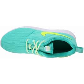 Buty Nike Roshe One Gs W 599729-302 niebieskie 2