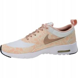 Buty Nike Air Max Thea Print Gs W 834320-100 beżowy 1