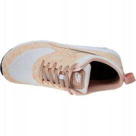 Buty Nike Air Max Thea Print Gs W 834320-100 beżowy 2