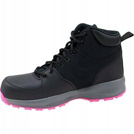 Buty Nike Manoa Lth Gs W 859412-006 czarne 1